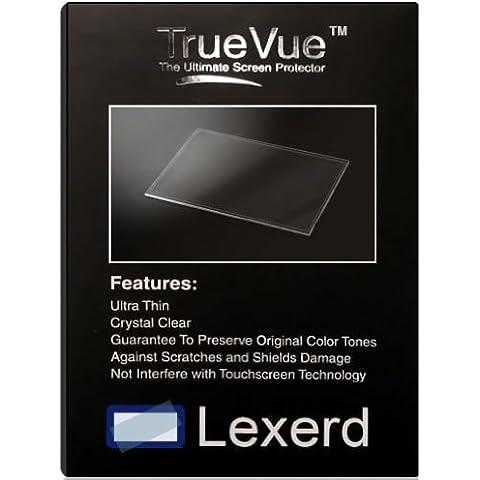 Protector de pantalla para teléfonos móviles Lexerd - Motorola Razr V3c TrueVue Transparente