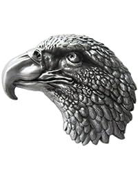 7bf445a721560d Gürtelschnalle Adler Eagle Amerika Vogel 3D Optik für Wechselgürtel Gürtel  Schnalle Buckle Modell ...
