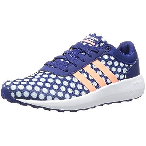 adidas Cloudfoam Race W, Zapatillas de Deporte Para Mujer