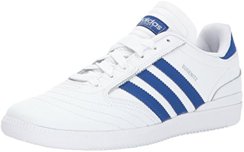 adidas originaux j garçons « busenitz j originaux basket, blanc / collegiate royal / argent métallique, 2,5 moyen nous grand enfant 7264ff