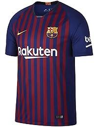 Nike Fútbol Club Barcelona, Temporada 2018/2019 Camiseta 1ª equipación ...