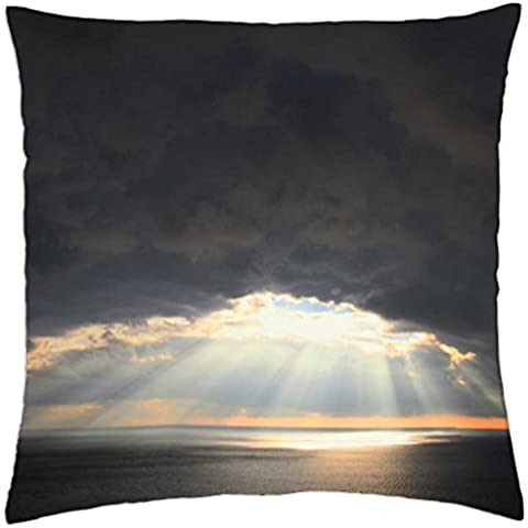 Gateway to Heaven - Throw Pillow Cover Case (18