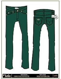 LOIS - Pantalon Nuevo Recto Fuensalida, Hombre
