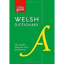 Collins Welsh Dictionary Gem Edition (Collins Gem)