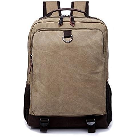 SechunkPiccola borsa di tela a tracolla in