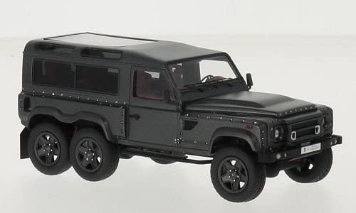 Land Rover Kahn vol HuntsFemme 6x6, metallic-dunkelgrau, 2015, 2015, 2015, voiture miniature, Miniature déjà montée, GLM 1:43 43f69f