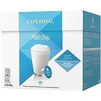 Café Royal solo Leche, Cápsulas de Leche Nescafé Dolce Gusto Compatibles, Leche para Café