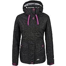 Trespass Lacy - Chaqueta de esquí para mujer, color negro, talla S