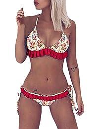 0bf2f3a0d Bikinis Mujer 2019 Push up Brasileños