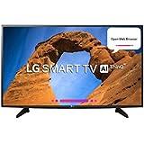 LG 81.3 cm (32 inches) 32LK628BPTF HD Ready LED Smart TV (Black)