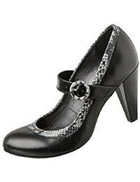 Gianni Gregori Pumps - Zapatos de Vestir de cuero Mujer