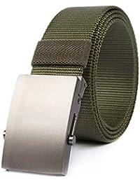 Amazon.es  cinturones lona mujer - 115   Cinturones   Accesorios  Ropa 59adfa0602e1