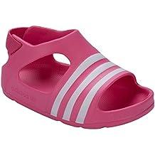promo code c4bca cffe5 Sandales bébé adidas Originals Adilette pour fille ...