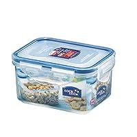 Lock & Lock Rectangular Food Container, 470 ml HPL807