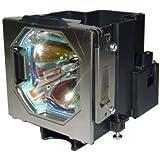 Brillante lámpara de proyección con carcasa para Panasonic PHROG7bombilla de proyector DLP LCD