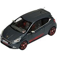Ixo - Moc175 - Miniatura vehículo - Modelos a Escala En - Peugeot 208 Gti Le Mans Edition - 2013 - 1/43 Escala