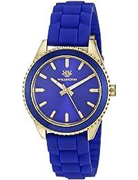 Wellington Damen-Armbanduhr Karamea Analog Silikon WN508-233