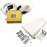 Dual Band gsm900mhz WCDMA 3G UMTS 2100MHz Antenna amplificatore di segnale amplificatore segnale booster ripetitore Amplifier Custodia + 1x 10bdi all