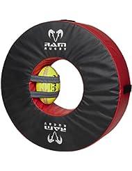 Rugby rip-roller Tackle bolsa–Reino Unido hecho de alta calidad y durabilidad–3tamaños disponibles–Rambo 25kg, superior 15kg, Junior 10kg–Ram