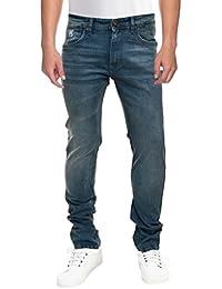 Raa Jeans Men's Slim Fit Jeans Raa018 Blue