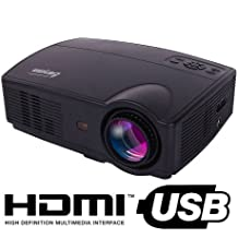 Video proyector HD LED 5000lumens WiFi Bluetooth