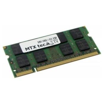HP Compaq Presario V6000, memoria RAM para ordenador portátil, 2 GB