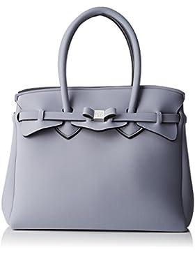 Save My Bag Damen Miss Henkeltasche, 34x29x18 cm