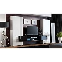 Suchergebnis auf Amazon.de für: kleiderschrank mit tv fach ...
