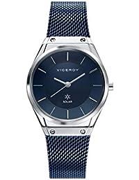 Viceroy Reloj Analogico para Mujer de Cuarzo con Correa en Acero Inoxidable 42314-37