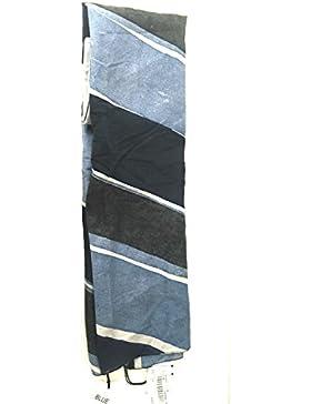 Armani Damen Schal blau blau
