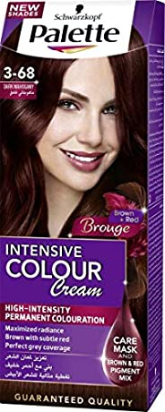 Schwarzkopf Palette Intensive Color Creme 3-68 Dark Mahogany