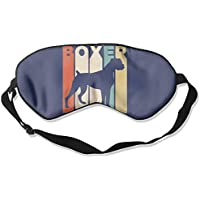 Vintage Style Boxer Silhouette 99% Eyeshade Blinders Sleeping Eye Patch Eye Mask Blindfold For Travel Insomnia... preisvergleich bei billige-tabletten.eu