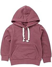 Selou Kinder Hoodies Herbst Winter Sportliche Freizeitkleidung Kinder Einfarbige Mode Pullover Dünner Mantel Sweatshirt Streetwear pullunder rollkragenpullover günstige jungen strickpullover hoodie
