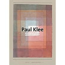 Suchergebnis Auf Amazon De Fur Paul Klee Bucher