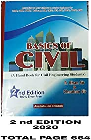 Basics of civil engineering hand book