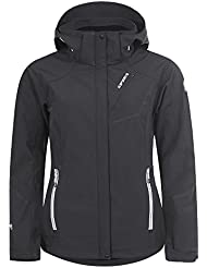 ICEPEAK Damen Softshell Jacket Satu