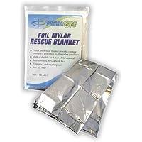 Primacare Mylar Rettungsdecke, 12 Stück preisvergleich bei billige-tabletten.eu