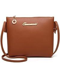 Sale Clearance Women Handbags Halijack Ladies Fashion Zipper PU Leather Shoulder  Bag Casual Mini… d94c6984db0e