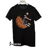 t-shirt Basket, pallacanestro, canestro, sport, allenamento - tutte le taglie uomo donna maglietta by tshirteria