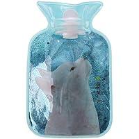 bhty235 Wärmflasche transparent PVC Wärmflasche Handfuß Winterwärmer preisvergleich bei billige-tabletten.eu