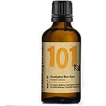 Naissance Olio di Eucalipto Globolus - Olio Essenziale Puro al 100%, Vegano, senza OGM - 50ml