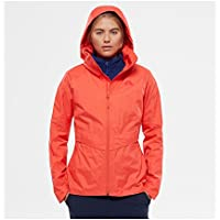 The North Face W Inlux Dryvent Jkt -Spring 2018-(T93BV7L4B) - Fire Brick Red - XL