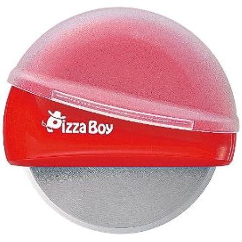 GS Home Prodotti Giappone taglia pizza Pizza Boy Red 62942R (japan import)