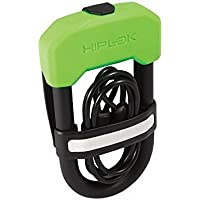 Hiplok DC Neon Green D lock for bike by HipLok