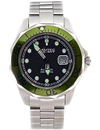 Nautec No Limit Herrenarmbanduhr Deep Sea Bravo DS-B 8215/STGR