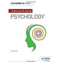 My Revision Notes: Edexcel A level Psychology