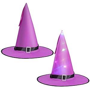 PRETYZOOM 2 Piezas de Sombrero