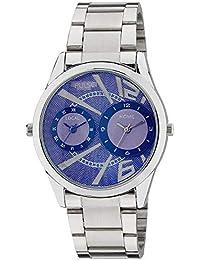 (Renewed) Pulse Analog Blue Dial Men's Watch - PL0702