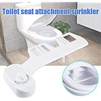 toilettes lavage de voiture bain danimaux Aokilom Kit de pulv/érisateur de bidet en acier inoxydable avec tuyau de 1,2 m et support pour hygi/ène personnelle fleur deau