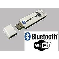 Kalea-Informatique ©–Chiavetta USB WiFi IEEE802.11b/g/n e Bluetooth 3.0–Windows 1088.17Vista XP (Ieee 802.11b / G / N Usb)